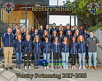 180326 Bentley Varsity Swim 2018