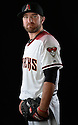 Arizona Diamondbacks Tyler Wagner (34) during photo day on February 28, 2016 in Scottsdale, AZ.