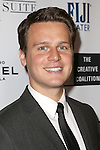 Jonathan Groff attends The Creative Coalition's Annual  Celebration of Arts & America at STK DC on May 2, 2014 in Washington, D.C.