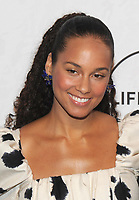 NEW YORK, NY - APRIL 13: Alicia Keys at Variety's Power Of Women: New York at Cipriano Wall Street in New York City on April 13, 2018. <br /> CAP/MPI/PAL<br /> &copy;PAL/MPI/Capital Pictures