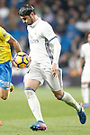 Real Madrid's Alvaro Morata during La Liga match. March 1,2017. (ALTERPHOTOS/Acero)