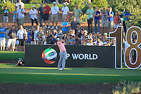 Rory McIlroy (NIR) on the third day of the DUBAI WORLD CHAMPIONSHIP presented by DP World, Jumeirah Golf Estates, Dubai, United Arab Emirates.Picture Fran Caffrey www.golffile.ie