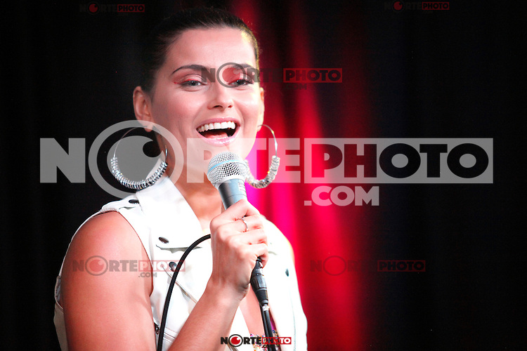 Nelly Furtado visits Q 102's iHeart Radio Performance Theater in Bala Cynwyd, Pa on May 31, 2012  © Star Shooter / MediaPunchInc