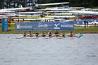 Race: 341  Event: Mx D 8+  Final<br /> <br /> British Rowing Masters Championships 2018<br /> Sunday<br /> <br /> To purchase this photo, or to see pricing information for Prints and Downloads, click the blue 'Add to Cart' button at the top-right of the page.