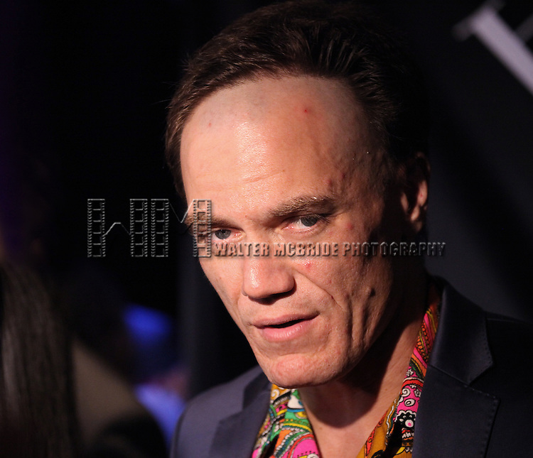 Michael Shannon attending the Opening Night Performance After Party for 'Grace' at The Copacabana in New York City on 10/4/2012.