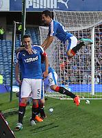 Rangers v St Mirren 070815