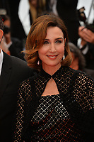 "CANNES, FRANCE. May 18, 2019: Elsa Zylberstein  at the gala premiere for ""The Most Beautiful Years of a Life"" at the Festival de Cannes.<br /> Picture: Paul Smith / Featureflash"