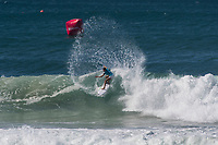 Kirra Point,  COOLANGATTA, Queensland/AUS (Thursday, March 15, 2018) Malia Manuel (HAW) - The first stop on the 2018 World Championship Tour (WCT), the Quiksilver and Roxy Pro Gold Coast, witnessed an incredible start to the season as Lakey Peterson (USA) and Julian Wilson (AUS) claimed victory today in extraordinary conditions at Kirra on the southern end of Gold Coast. <br /> <br /> Unpredictable performances and massive upsets shocked surfing&rsquo;s biggest stage at this year&rsquo;s season opener to remind the world that anything can happen on the Championship Tour. In addition to Peterson and Wilson taking the wins today, a new generation of surfers stepped up to showcase their progression, determination, and potential.  <br /> <br /> Photo: joliphotos.com