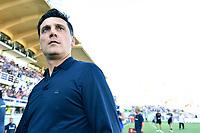 Vincenzo Montella coach of Fiorentina <br /> Firenze 18/08/2019 Stadio Artemio Franchi <br /> Football Italy Cup 2019/2020 <br /> ACF Fiorentina - Monza  <br /> Foto Andrea Staccioli / Insidefoto