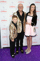 John Caudwell, children at the 2015 Butterfly Ball, in aid of the Caudwell Children Charity, at the Grosvenor House Hotel. <br /> June 25, 2015  London, UK<br /> Picture: James Smith / Featureflash