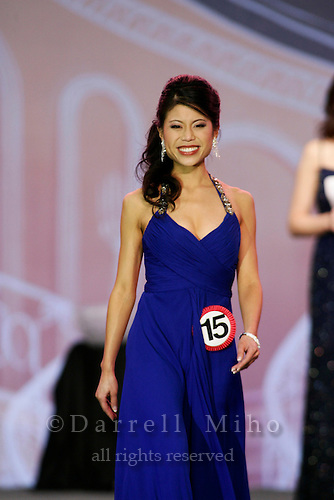 Jan. 17, 2009; Los Angeles, CA - 2009 Los Angeles Chinese Chamber of Commerce Miss Chinatown Pageant at the Westin Bonaventure Hotel.