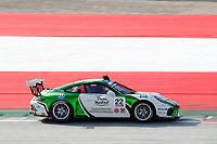12th July 2020; Spielberg, Austria;  Porsche Mobil 1 Supercup race day;  22 Ayhancan Goeven TR, Martinet by Almeras held at Spielberg Austria