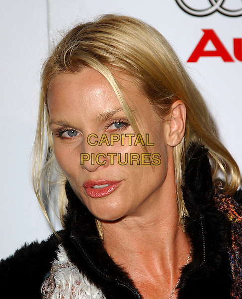 "NICOLLETTE SHERIDAN.The AFI Fest 2005 Screening of ""Transamerica"" held at The Arclight Theatre in Hollywood, California.  .November 6th, 2005.Ref: DVS.headshot portrait.www.capitalpictures.com.sales@capitalpictures.com.Supplied By Capital PIctures"