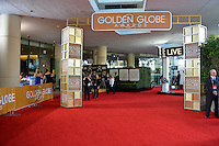 Atmosphere at the 74th Golden Globe Awards  at The Beverly Hilton Hotel, Los Angeles USA 8th January  2017<br /> Picture: Paul Smith/Featureflash/SilverHub 0208 004 5359 sales@silverhubmedia.com