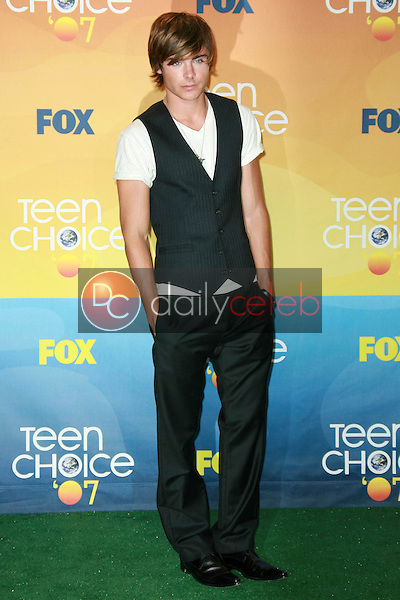 Zac Efron<br />