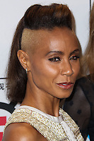 """BEVERLY HILLS, CA - NOVEMBER 04: Actress Jada Pinkett Smith arrives at the Equality Now Presents """"Make Equality Reality"""" Event held at the Montage Beverly Hills on November 4, 2013 in Beverly Hills, California. (Photo by Xavier Collin/Celebrity Monitor)"""