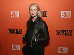 "Halley Feiffer attends the Second Stage Production of ""Days Of Rage"" at Tony Kiser Theater on October 30, 2018 in New York City."