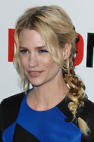 """HOLLYWOOD, LOS ANGELES, CA, USA - APRIL 02: January Jones at the Los Angeles Premiere Of AMC's """"Mad Men"""" Season 7 held at ArcLight Cinemas on April 2, 2014 in Hollywood, Los Angeles, California, United States. (Photo by Xavier Collin/Celebrity Monitor)"""