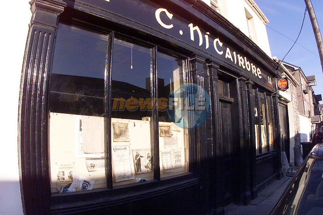 Cairbre's pub in Drogheda..Picture: Fran Caffrey/Newsfile