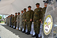 El Ministerio de Defenza dispuso la incorporaci&oacute;n de mil miembros de los cuerpos armados al &quot;Plan de Seguridad Interna y Ciudadana en Apoyo a la Polic&iacute;a Nacional&quot;, creado en el 2013 por el Presidente Danilo Medina.<br /> Foto: Carmen Su&aacute;rez/Acento.com.do<br /> 02/09/2016