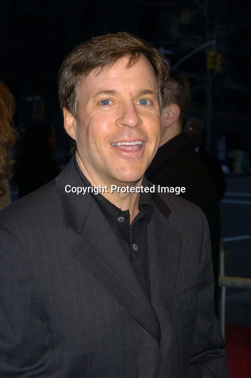 "Bob Costas ..at the World Premiere of ""Ring of Fire: The Emile Griffith Story"" at The Beekman Theatre on April 13, 2005 ...The film was directed by Dan Klores and Ron Berger..and will be shown on USA Network on April 20, 2005. ..Photo by Robin Platzer, Twin Images..."