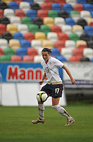 Meghan Schnur at the 2010 Algarve Cup