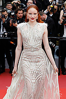 Barbara Meier attending the opening ceremony and screening of 'The Dead Don't Die' during the 72nd Cannes Film Festival at the Palais des Festivals on May 14, 2019 in Cannes, France