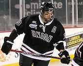 Kelly Zajac (Union - 19) - The Union College Dutchmen defeated the Harvard University Crimson 2-0 on Friday, January 13, 2011, at Fenway Park in Boston, Massachusetts.