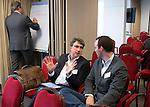 ZANDVOORT - GOLF -Martin Thieme-Hack . DTRF (Dutch Turfgrass Research Foundation)  congres. COPYRIGHT KOEN SUYK