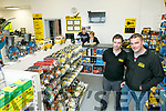 Moynihan's Expert Hardware 4 Park Farranfore, Rory Leen general manager, Paul Griffin Store Manager,  Kevin Moynihan, Director, Ann O'Donoghue, Accounts