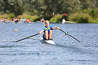 Race: 77  J14.1x  Rep 1<br /> <br /> Peterborough Summer Regatta 2018 - Saturday<br /> <br /> To purchase this photo, or to see pricing information for Prints and Downloads, click the blue 'Add to Cart' button at the top-right of the page.