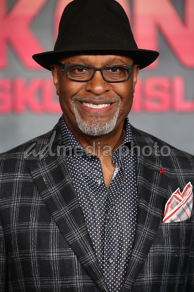 """08 March 2017 - Hollywood, California - James Pickens Jr.. """"Kong: Skull Island"""" Los Angeles Premiere held at Dolby Theatre. Photo Credit: AdMedia"""