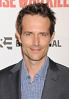 WWW.BLUESTAR-IMAGES.COM   Actor Michael Vartan arrives at the premiere party for A&E's Season 2 of 'Bates Motel' and the series premiere of 'Those Who Kill' at Warwick on February 26, 2014 in Los Angeles, California.<br /> Photo: BlueStar Images/OIC jbm1005  +44 (0)208 445 8588