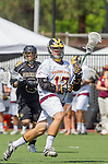 Orange, CA 05/17/14 - Ryan Stoll (Colorado #17) in action during the 2014 MCLA Division I Men's Lacrosse Championship game between Arizona State and Colorado at Chapman University in Orange, California.  Colorado defeated Arizona State 13-12.
