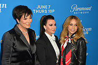 Kris Jenner, Kyle Richard &amp; Faye Resnick at the premiere party for &quot;American Woman&quot; at the Chateau Marmont, Los Angeles, USA 31 May 2018<br /> Picture: Paul Smith/Featureflash/SilverHub 0208 004 5359 sales@silverhubmedia.com
