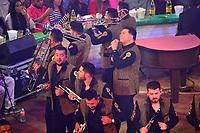 Banda MS en el palenque de la Expogan. Hermosillo Sonora a Mayo 2019 (Fotos:Norberto Corral/Nortephoto.com)