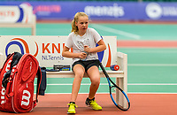 Wateringen, The Netherlands, March 9, 2018,  De Reijenhof , NOJK 12/16 years, Britt Pree (NED)<br /> Photo: www.tennisimages.com/Henk Koster
