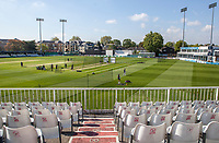 General view of the ground prior to  Essex CCC vs Nottinghamshire CCC, Specsavers County Championship Division 1 Cricket at The Cloudfm County Ground on 16th May 2019