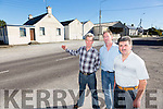 Castlemaine Creamery closed  its doors on September 26th and locals from the area have called on  owners Kerry Group not to dispose of the site without first exploring the possibility of industrial development Pictured l-r  Noel Murphy Castlemaine, Irish Creamery Milk Suppliers Association , Maurice Foley, Chairman Of Castlemaine Irish Creamery Milk Suppliers Association,  and Cllr Michael O'Shea, South and West Kerry Municipal District