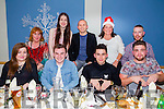 Staff of Der O' Sullivans Delicatessen enjoying their Christmas party on Saturday night at Benners Hotel. Front l-r  Yvonne McCarthy, Adam Barrett, Danny Roche and Luke Gleasure. Back l-r  Eileen Maher, Danny Roche, Sinead Madigan, Joan Roche and Brian Dowd