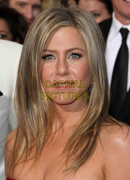 Jennifer Aniston.85th Annual Academy Awards held at the Dolby Theatre at Hollywood & Highland Center, Hollywood, California, USA..February 24th, 2013.oscars headshot portrait .CAP/ADM/SLP/COL.©Colin/StarlitePics/AdMedia/Capital Pictures