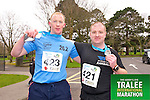 Brendán Whelan 423, Randall Wharton 421, who took part in the Kerry's Eye Tralee International Marathon on Sunday 16th March 2014
