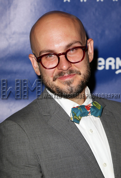Robert Askins attends the 2015 Drama Desk Awards at Town Hall on May 31, 2015 in New York City.