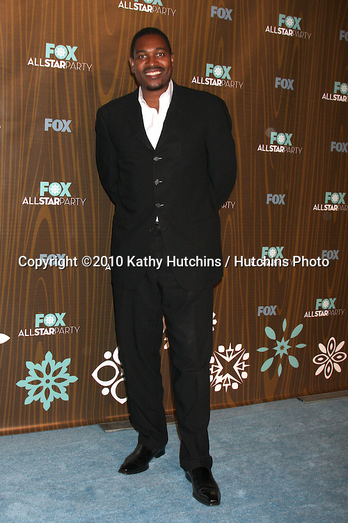 Mykelti Williamson.arriving at the 2010 Winter Fox TCA Party .Villa Sorisso Resturant.Pasadena, CA.January 11, 2010.©2010 Kathy Hutchins / Hutchins Photo....
