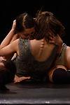 GRIS<br /> <br /> Chorégraphie : Myriam Gourfink<br /> Composition : Kasper T. Toeplitz<br /> Danse : Carole Garriga, Margot Dorléans, Deborah Lary et Véronique Weil<br /> Musique : Kasper T. Toeplitz et Philippe Foch<br /> Compagnie : LOLDANSE<br /> Cadre : <br /> Date : 09/02/2016<br /> Lieu : Centre Pompidou<br /> Ville : Paris<br /> © Laurent Paillier / photosdedanse.com