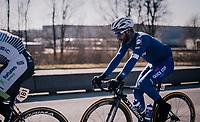 Fernando Gaviria (COL/Quick Step Floors)<br /> <br /> 70th Kuurne-Brussel-Kuurne 2018<br /> Kuurne &rsaquo; Kuurne: 200km (BELGIUM)