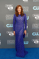 Allison Janney attends the 23rd Annual Critics' Choice Awards at Barker Hangar in Santa Monica, Los Angeles, USA, on 11 January 2018. Photo: Hubert Boesl - NO WIRE SERVICE - Photo: Hubert Boesl/dpa /MediaPunch ***FOR USA ONLY***