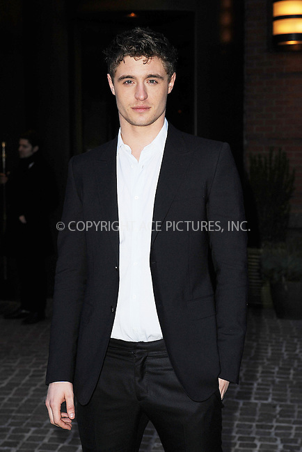 WWW.ACEPIXS.COM . . . . . .March 27, 2013...New York City....Max Irons attends a screening of 'The Host' at Tribeca Grand Hotel on March 27, 2013 in New York City. ....Please byline: KRISTIN CALLAHAN -WWW.ACEPIXS.COM.. . . . . . ..Ace Pictures, Inc: ..tel: (212) 243 8787 or (646) 769 0430..e-mail: info@acepixs.com..web: http://www.acepixs.com .