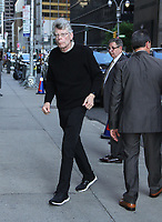 Stephen King at The Late Show With Stephen Colbert