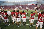 2012 NCAA Football: Utah State at Wisconsin